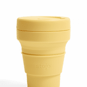 Stojo Pocket Collapsible Cup Spring 12oz Household Products Drinkwares mimosa1