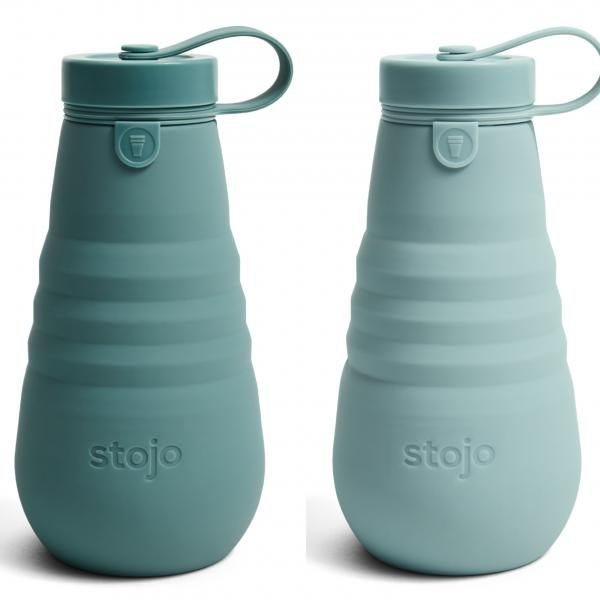 Stojo Collapsible Water Bottle 20oz Household Products Drinkwares 4