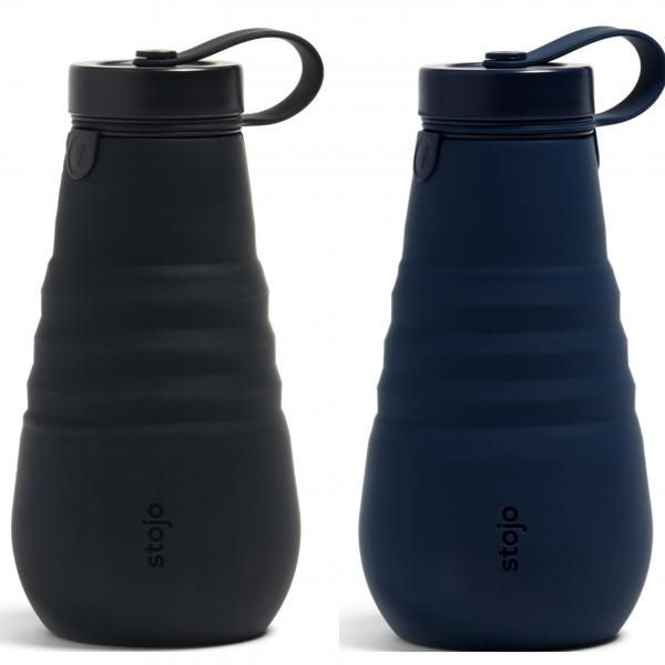 Stojo Collapsible Water Bottle 20oz Household Products Drinkwares 7