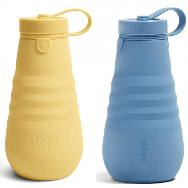 Stojo Collapsible Water Bottle 20oz Household Products Drinkwares 8