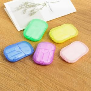 Portable Disposable Paper Soap Personal Care Products 1