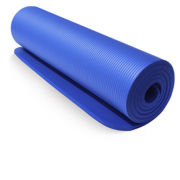 Non Slip Yoga Fitness Mat Recreation Stress Reliever Back To Work 2