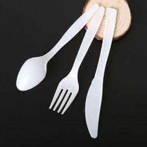Plastic Spoon Food & Catering Packaging Cutlery FUS1011