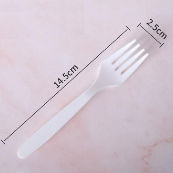Plastic Fork Food & Catering Packaging Cutlery FUS1011-1