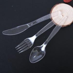 Plastic Fork Food & Catering Packaging Cutlery FUS1013