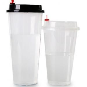 700ml Bubble Tea Plastic Cup Food & Catering Packaging FUP1000-1