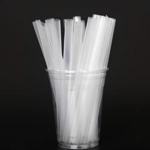 23cm Bubble Tea Straw Food & Catering Packaging FSW1001FSW1002TRA