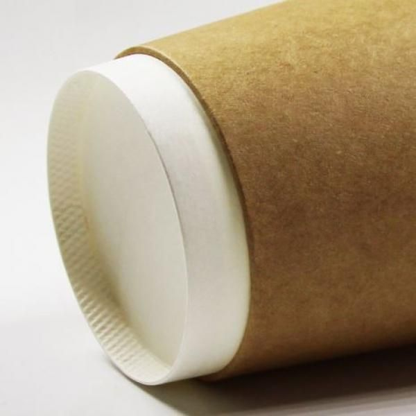 12oz Double Wall Kraft Paper Coffee Cup Food & Catering Packaging FUP1003-1