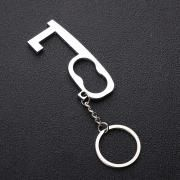 Multipurpose Touch-free Tool with Keychain Metals & Hardwares Keychains Other Metal & Hardwares MHO10051