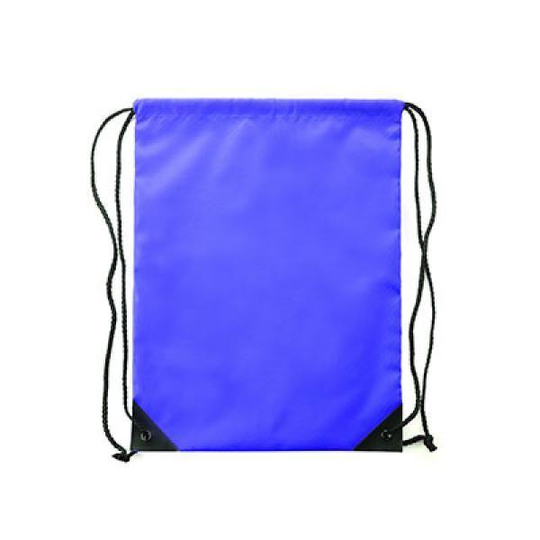 Stannix Drawstring Bag Tote Bag / Non-Woven Bag Bags TDS1013_Blue Thumb