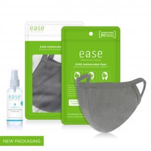EASE Antimicrobial Retail Care Pack - Kid Personal Care Products EaseAntimicrobialRetailCareSet_Grey
