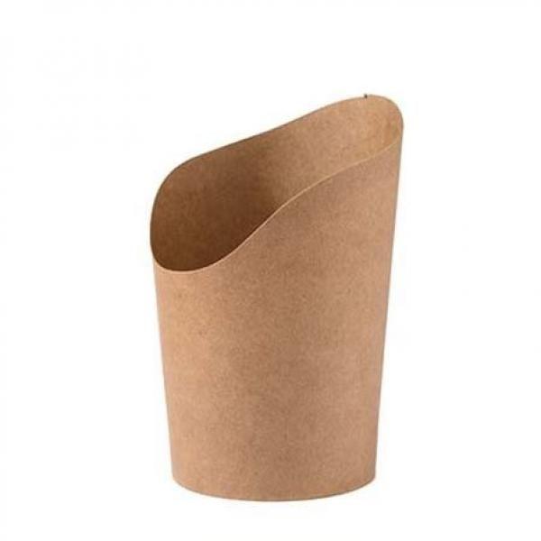 16oz Kraft Paper Fries Packaging Box Food & Catering Packaging FTF1045-01