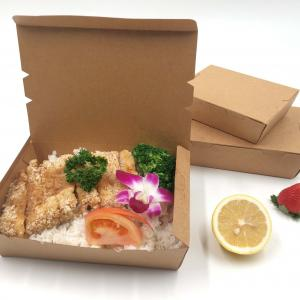 400ml Kraft Paper Salad Box Food & Catering Packaging 123