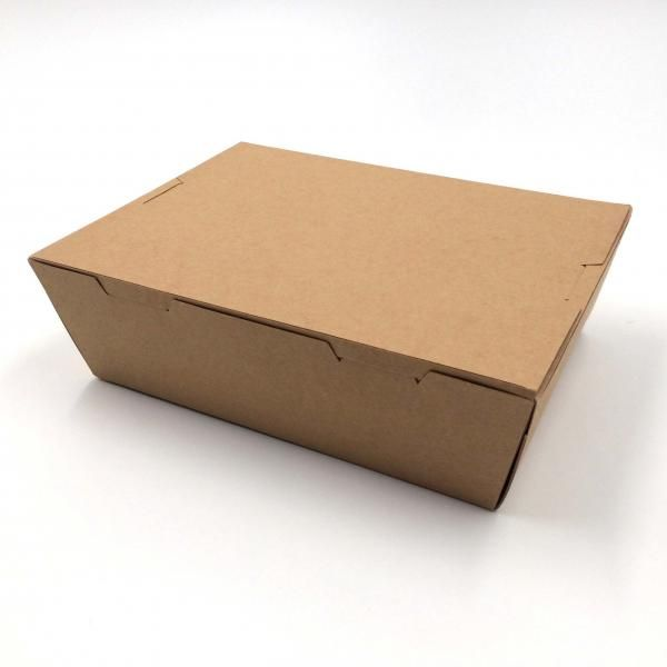 1200ml Kraft Paper Salad Box Food & Catering Packaging 121