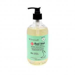 500ML Cloversoft 99.99% Antibacterial Hand Wash Personal Care Products KHO1060-1