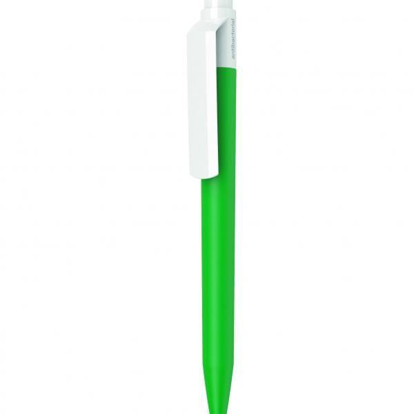Maxema D1-MATT CB AB Antibacterial Plastic Pen Office Supplies D1-MATTCB-AB09