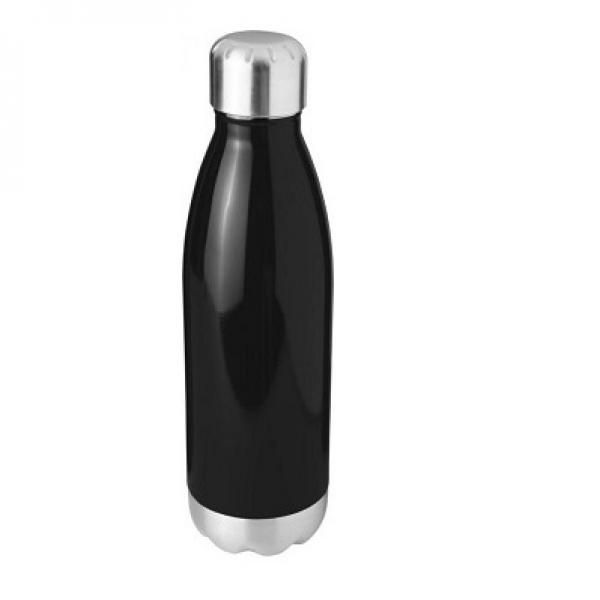 Arsenal 510 ml vacuum insulated bottle Household Products Drinkwares Back To School HDF1016-BLK