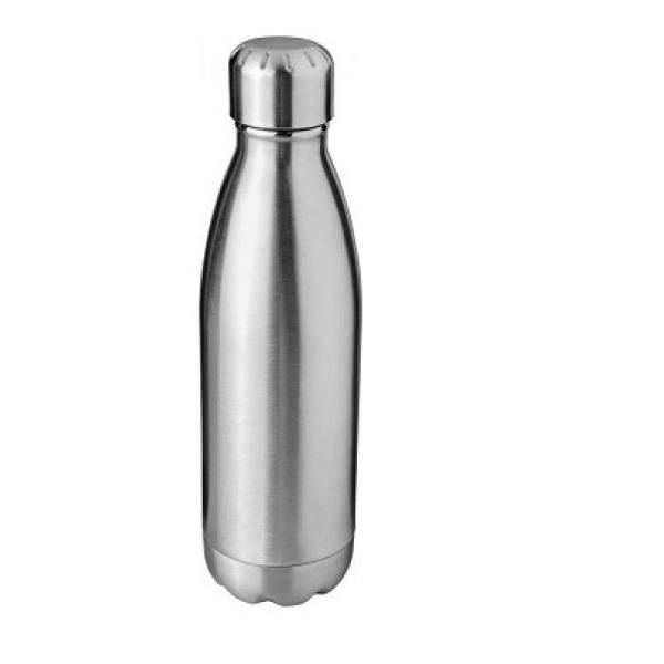 Arsenal 510 ml vacuum insulated bottle Household Products Drinkwares Back To School HDF1016-SLV