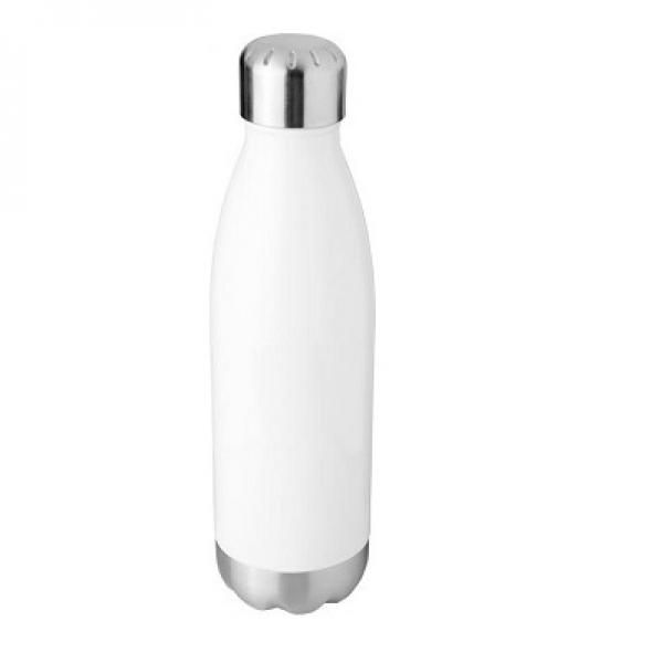Arsenal 510 ml vacuum insulated bottle Household Products Drinkwares Back To School HDF1016-WHT