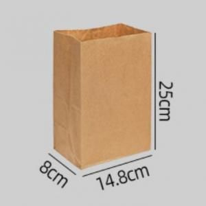 M Size Kraft Paper Bag Food & Catering Packaging Others Food Packaging FOF1000