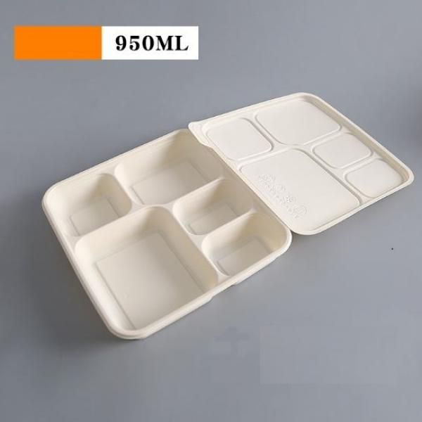 4 Compartment Bento Box Food & Catering Packaging FTF1016