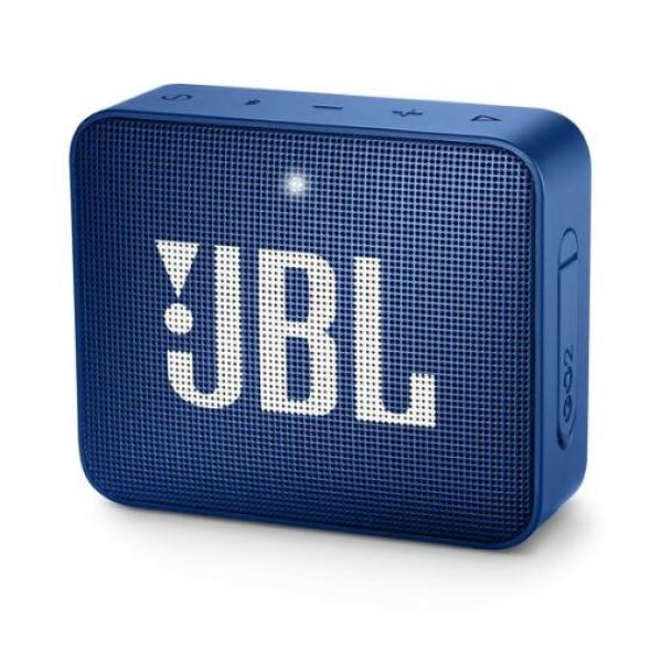 JBL Go 2 Electronics & Technology EMS1075BLU