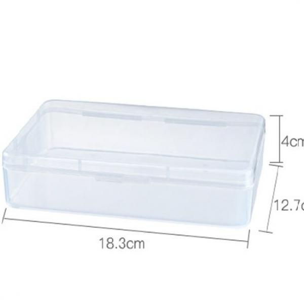 Mask Storage PP Box Personal Care Products KHO1079
