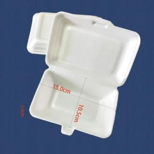 Polystyrene Lunch Box Food & Catering Packaging FTF1058