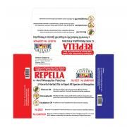 21st Century 12's Triple Strength Repella Patch Personal Care Products 10.LABEL-TripleStrengthRepellaPatch12sSHS1009