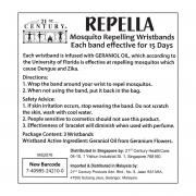 21st Century 3's Mosquito Repelling Wristbands Personal Care Products Back To Work 12.LABEL-MosquitoRepellingWristbands3sSHS1011