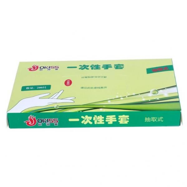 PE Plastic Disposable Gloves Personal Care Products Personal Protective Equipment (PPE) KAO1009