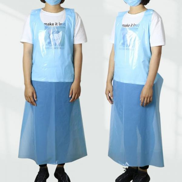 PE Safety Apron Personal Care Products Personal Protective Equipment (PPE) KHO1082