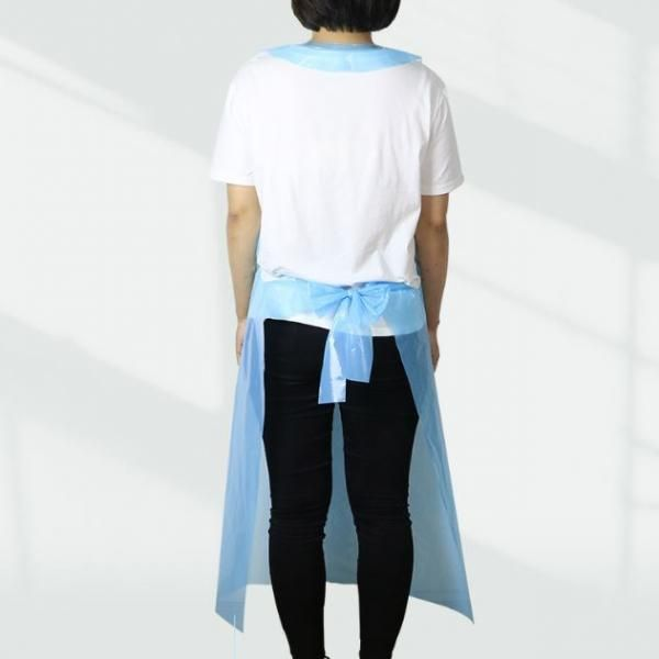 PE Safety Apron Personal Care Products Personal Protective Equipment (PPE) KHO1082-2