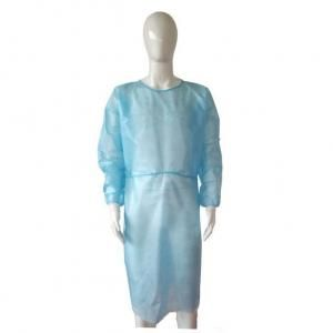 Non-Woven Isolation Gown Personal Care Products Personal Protective Equipment (PPE) KHO1086