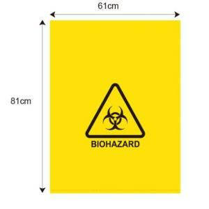 Hazardous Disposal Bag Personal Care Products Personal Protective Equipment (PPE) TBO1020