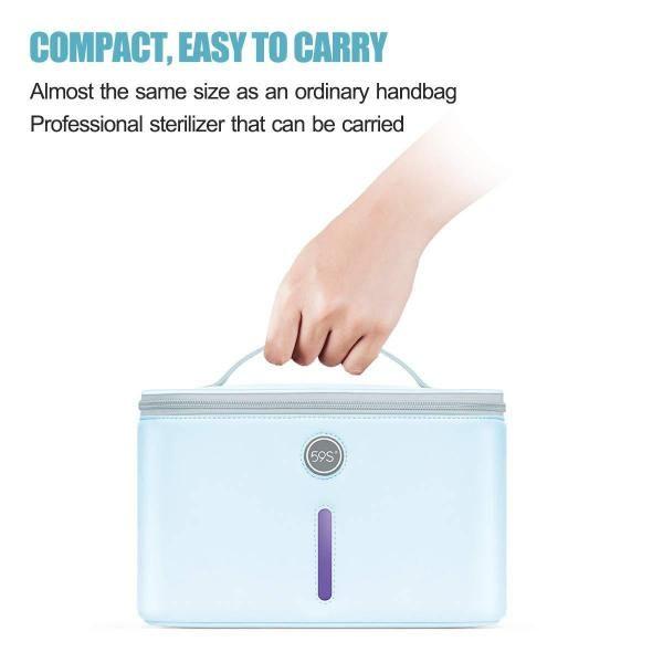 59S UVC LED Sterilizing Bag P55 Electronics & Technology Back To Work EUV1000-4