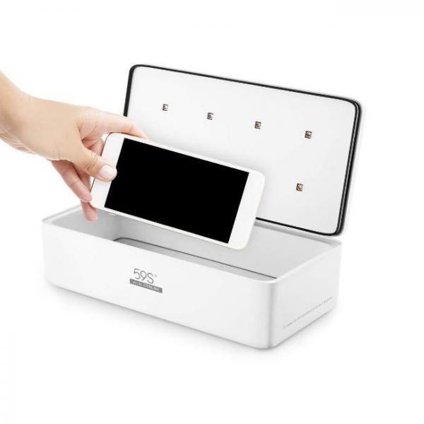59S UVC LED All-Purpose Sterilizer Box S2 Electronics & Technology EUV1001-4