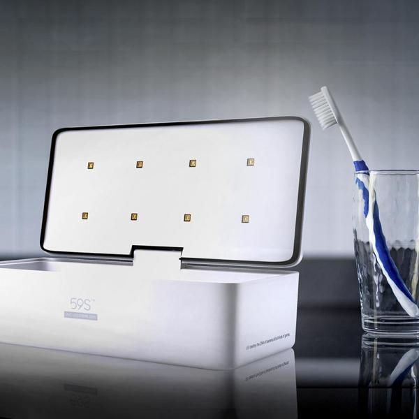 59S UVC LED All-Purpose Sterilizer Box S2 Electronics & Technology EUV1001-5