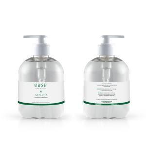 EASE 500ml Anti Moz Pump Personal Care Products Personal Protective Equipment (PPE) KHO1114Axxel_EaseSanitizer500mlPumpBottleAntiMoz