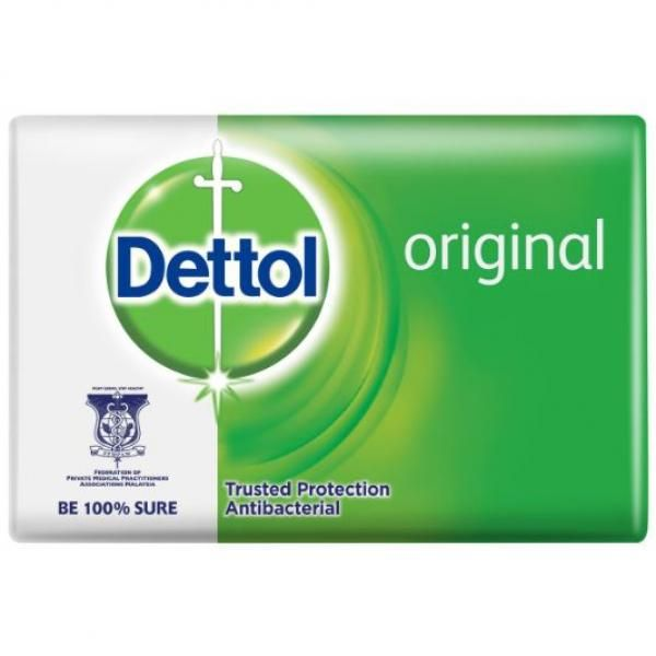 Dettol Body Soap Original 3+1 Personal Care Products KBO1015