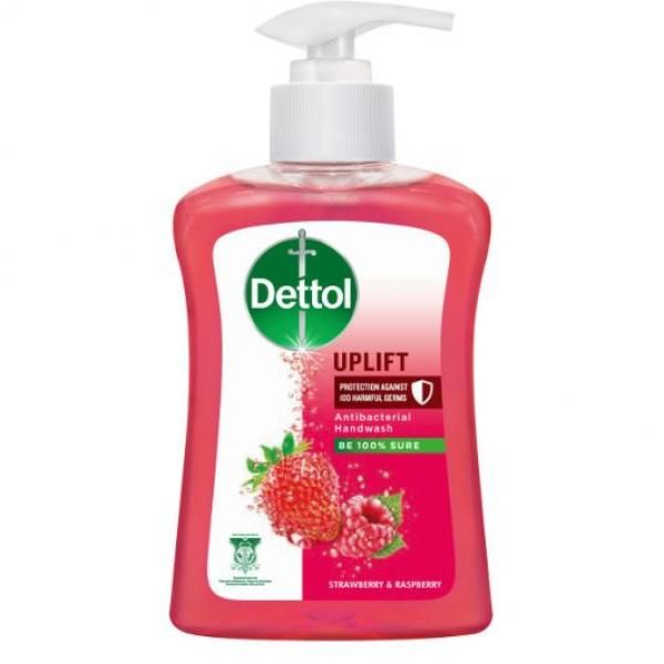 250ml Dettol Strawberry Liquid Hand Wash Personal Care Products KBO1013