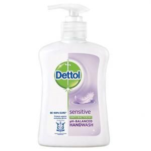 250ml Dettol Sensitive Liquid Hand Wash Personal Care Products KBO1012