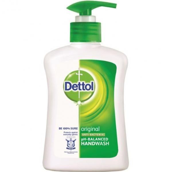 250ml Dettol Original Liquid Hand Wash Personal Care Products KBO1010