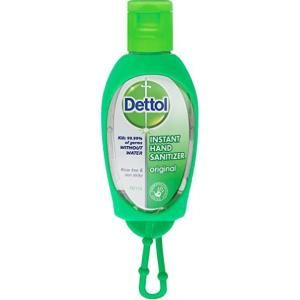 50ml Dettol Hand Sanitizer Original with Holder Personal Care Products KHO1022