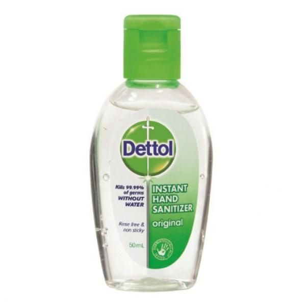 50ml Dettol Hand Sanitizer Original Personal Care Products kho1121