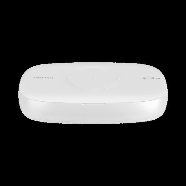 Momax UV Sanitizing Box with Wireless Charging Electronics & Technology QU1_en_1_800x800
