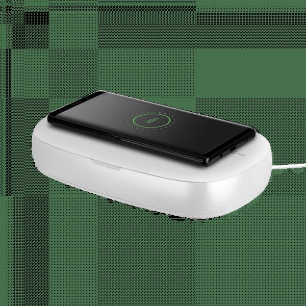 Momax UV Sanitizing Box with Wireless Charging Electronics & Technology QU1_en_8_800x800