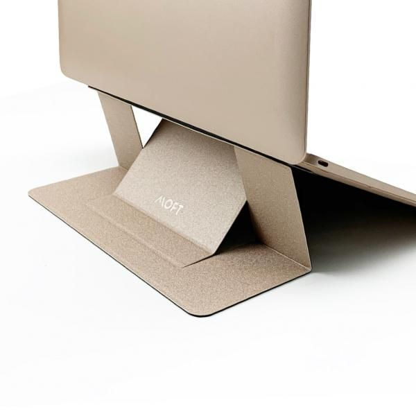 MOFT Laptop Stand Electronics & Technology Computer & Mobile Accessories gold