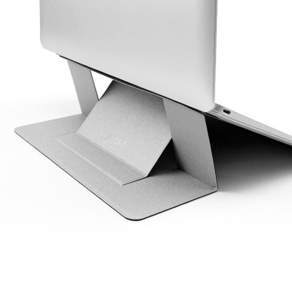 MOFT Laptop Stand Electronics & Technology Computer & Mobile Accessories silver