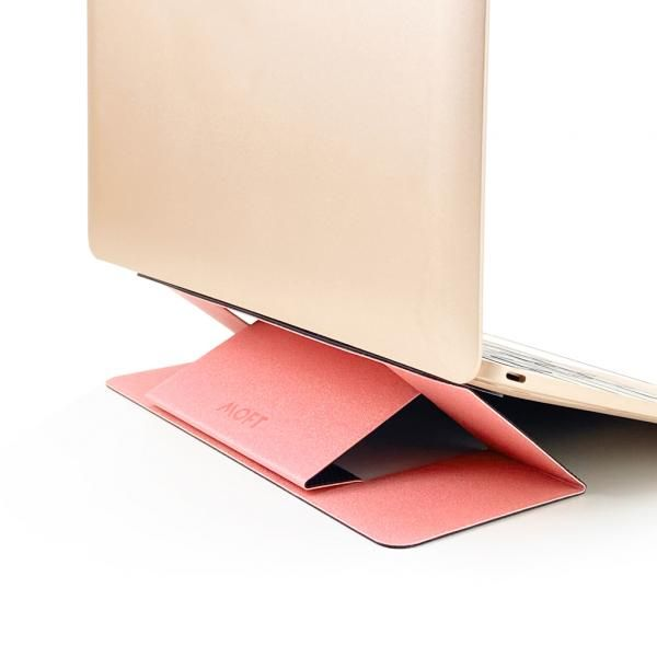 MOFT Laptop Stand Electronics & Technology Computer & Mobile Accessories pink2